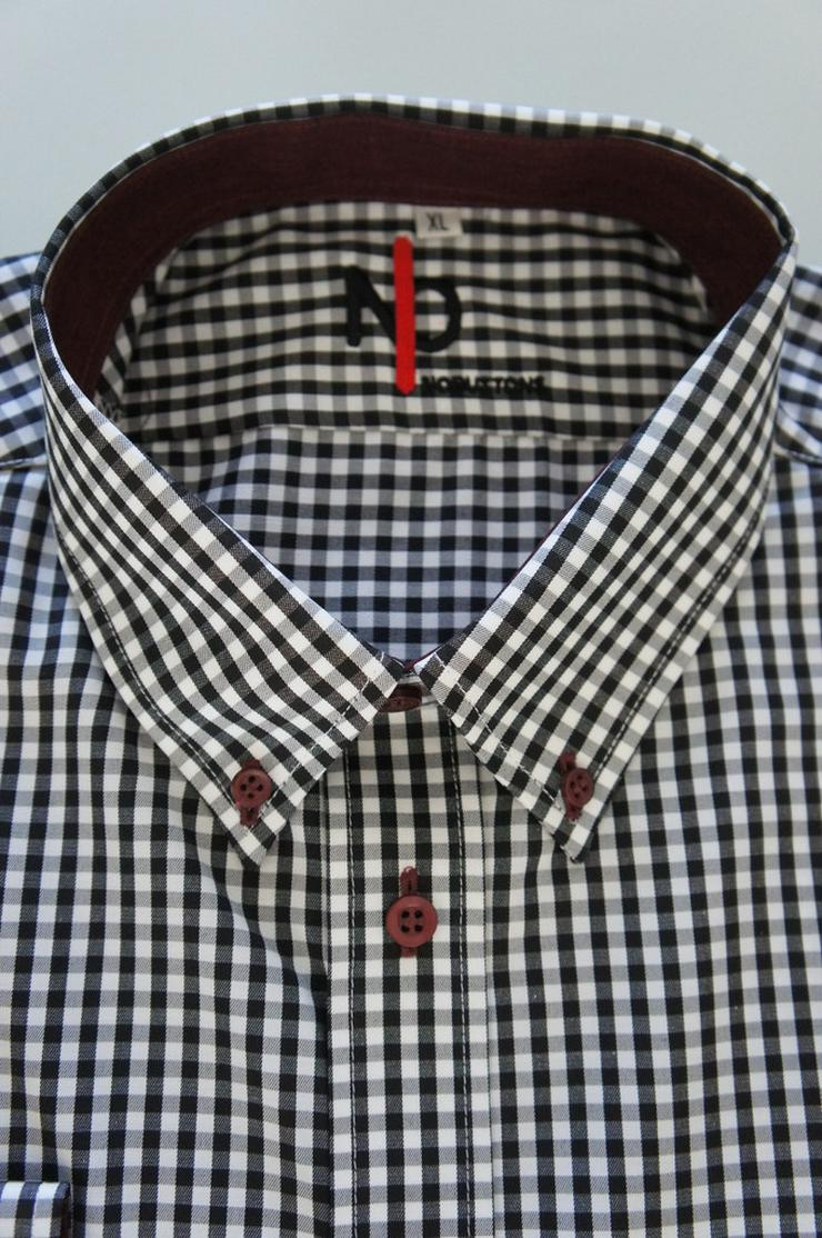 Bild 5: Herrenhemd mit Klettverschluss