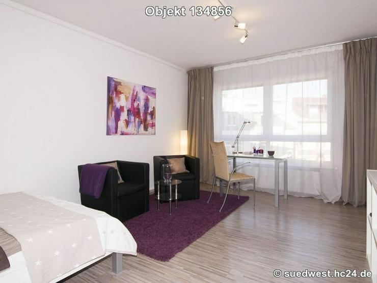 Mannheim-Oststadt: Sehr schöne, möblierte ein Zimmer Wohnung in Wasserturmnähe - Wohnung mieten - Bild 1