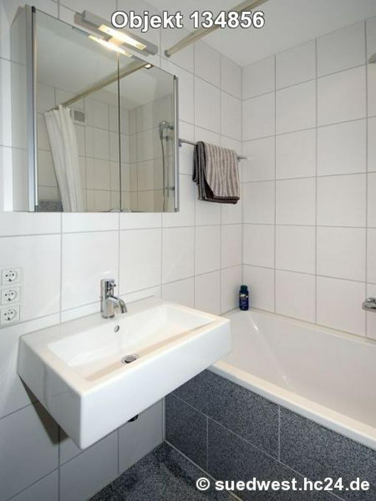 Bild 4: Mannheim-Oststadt: Sehr schöne, möblierte ein Zimmer Wohnung in Wasserturmnähe