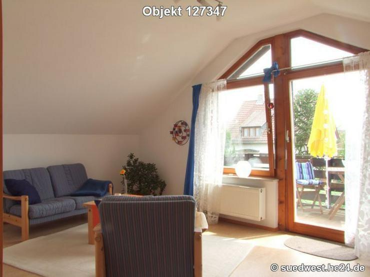 Alsbach-Haehnlein: Helle Wohnung mit Balkon, 20 km von Darmstadt