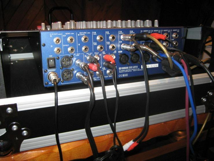 Bild 2: Yamaha 8 Kanal Mixer MG 12 / 4 Fx