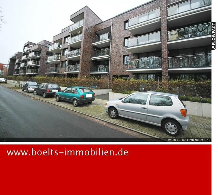 Zentrumsnahe Neubau-Wohnung zwischen kleiner und großer Weser