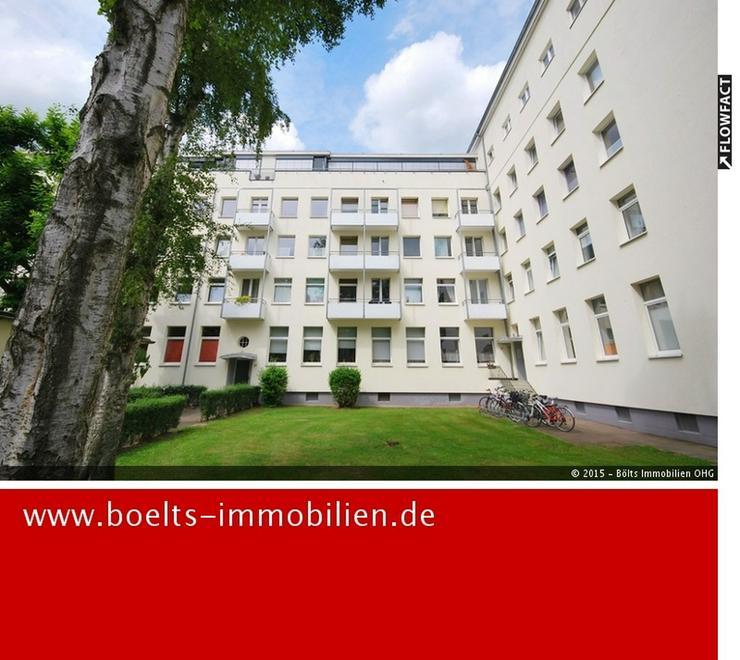 Ideal für Studenten ! Gemütliche 2-Zimmer-Wohnung mit moderner Einbauküche - Wohnung mieten - Bild 1