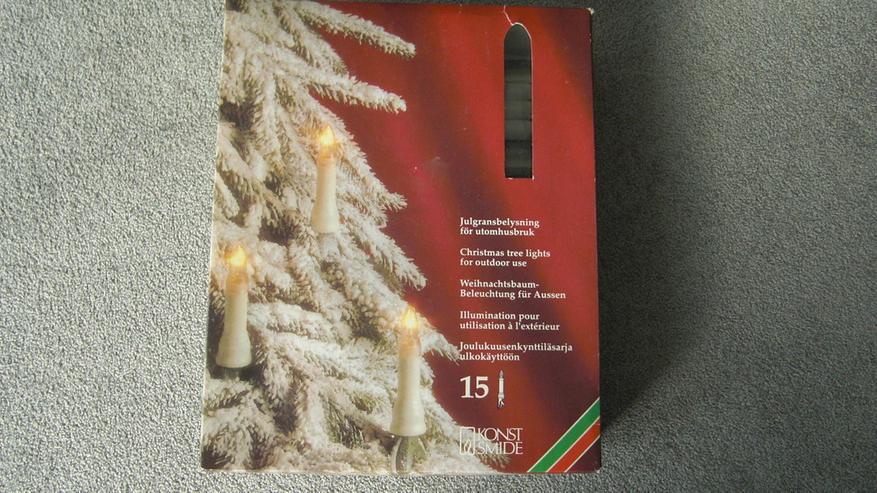 KONSTSMIDE Weihnachts-Außenbeleuchtung ( 15 )