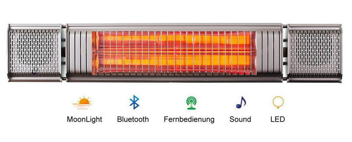 HeizMeister Heat, Feat & Beat 2 kW - Weitere - Bild 1