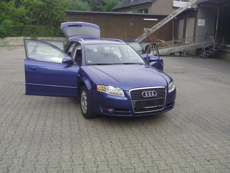 Audi A4- Kombi- Avant-2,0- TDI-DPF