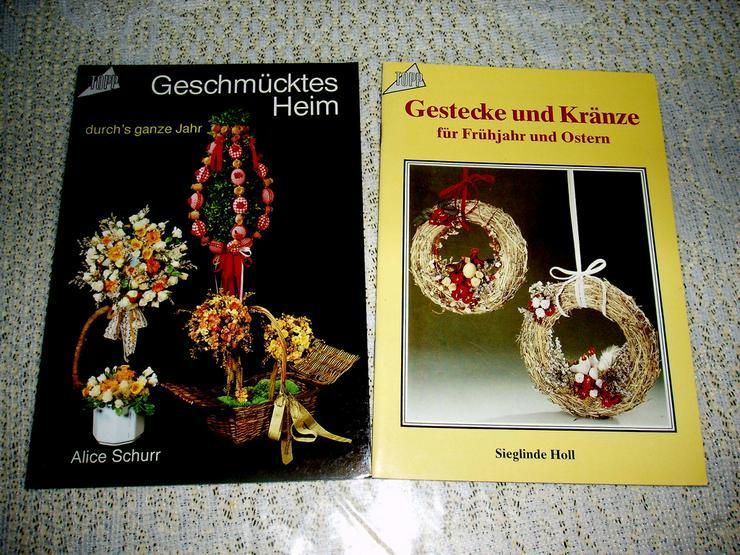 Geschmücktes Heim und Gestecke + Kränze - Handarbeiten & Basteln - Bild 1