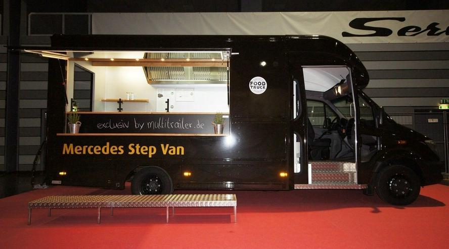 Food Truck Step Van Profi Grill - PKW-Transporter - Bild 2