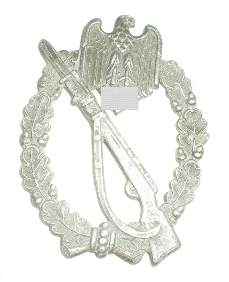 Infanterie Sturmabzeichen WK II (VB) - Anstecker & Wappen - Bild 1