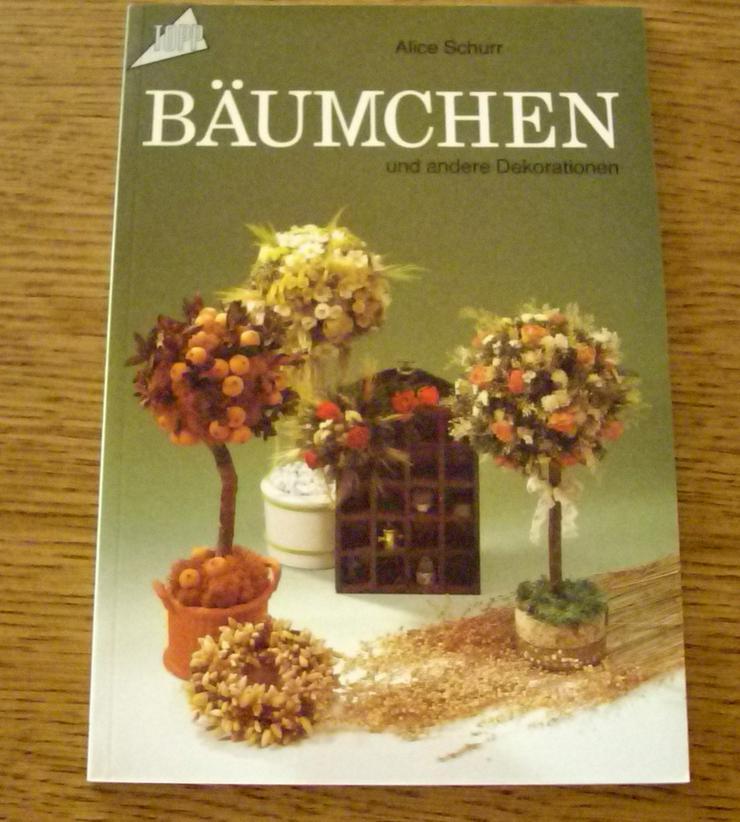 Bäumchen und andere Dekorationen - Handarbeiten & Basteln - Bild 1