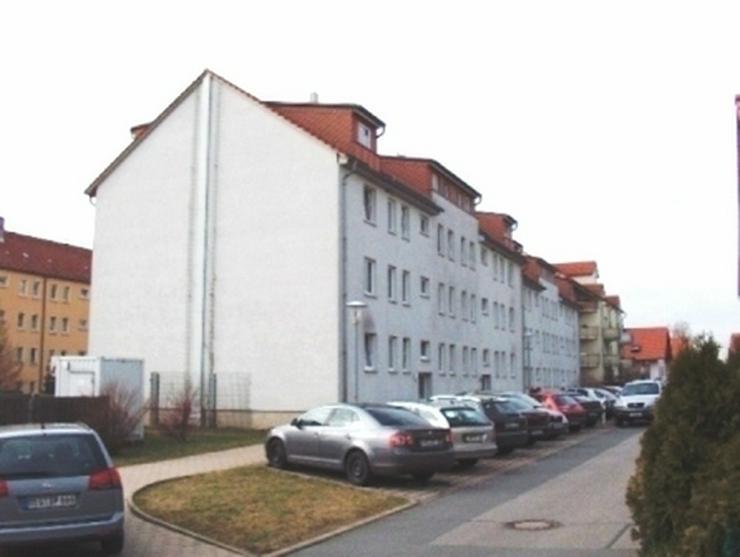3-Raum-Wohnung mit Balkon in der Nähe von Dresden!