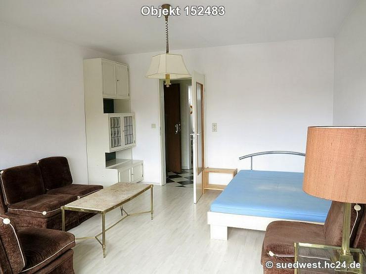 Bild 2: Ludwigshafen-Rheingoennheim: Möbliertes gemütliche 1-Zimmer Wohnung