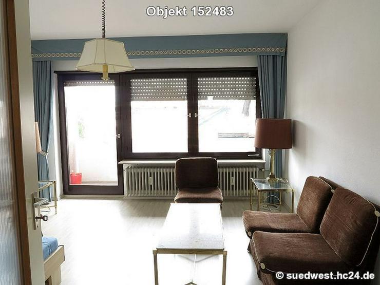 Ludwigshafen-Rheingoennheim: Möbliertes gemütliche 1-Zimmer Wohnung - Wohnung mieten - Bild 1