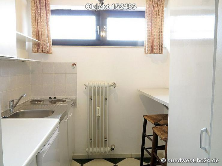 Bild 3: Ludwigshafen-Rheingoennheim: Möbliertes gemütliche 1-Zimmer Wohnung