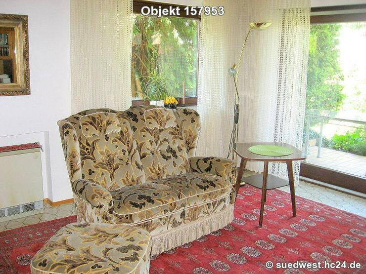 Rheinstetten: 1 Zimmer - Appartement möbliert 10 km von Karlsruhe
