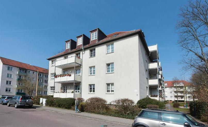 Individuell und hell: Große 1-Zi-DG-Studiowohnung in grüner Lage - Wohnung mieten - Bild 1