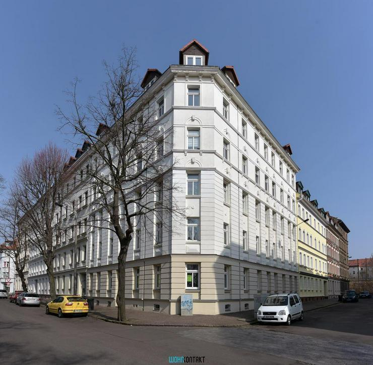 * geräumige 1-Raum-Apartmentwohnung * in Kürze schick saniert * - Wohnung mieten - Bild 1