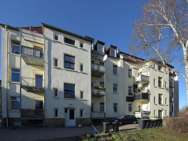 Bild 6: Schicke 3-Raumwohnung mit Balkon in Taucha * großer Mietergarten