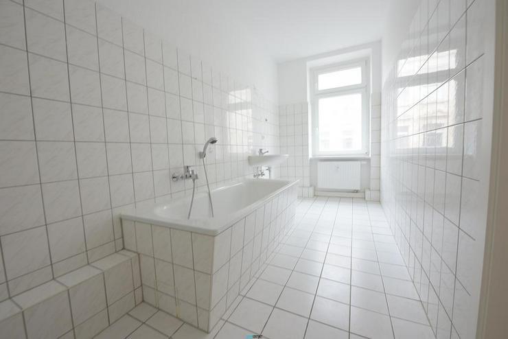 Bild 3: * Attraktiv Wohnen Im Herzen von Markkleeberg * 3-ZKB mit großem Wohnzimmer * Eckbadewann...