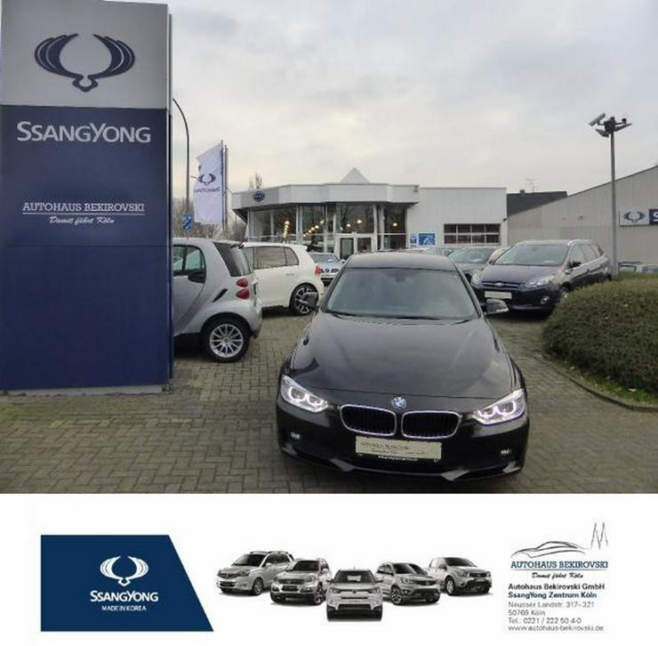 BMW 320d Xenon*Navi*PDC V+H*Sportsitze - 320d - Bild 1