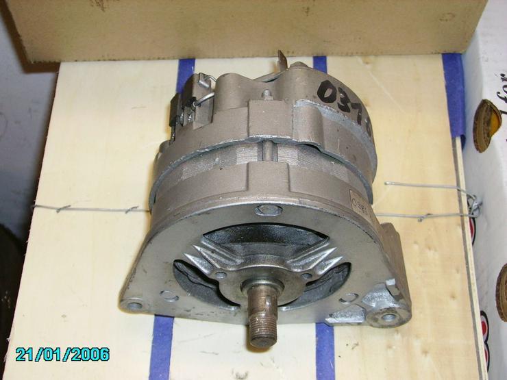 Bild 2: Lichtmaschine Ducellier Nr.7564A  Oldtimer