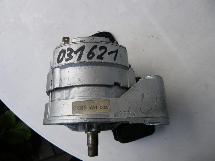 Bild 3: Lichtmaschine Ducellier Nr.7564A  Oldtimer