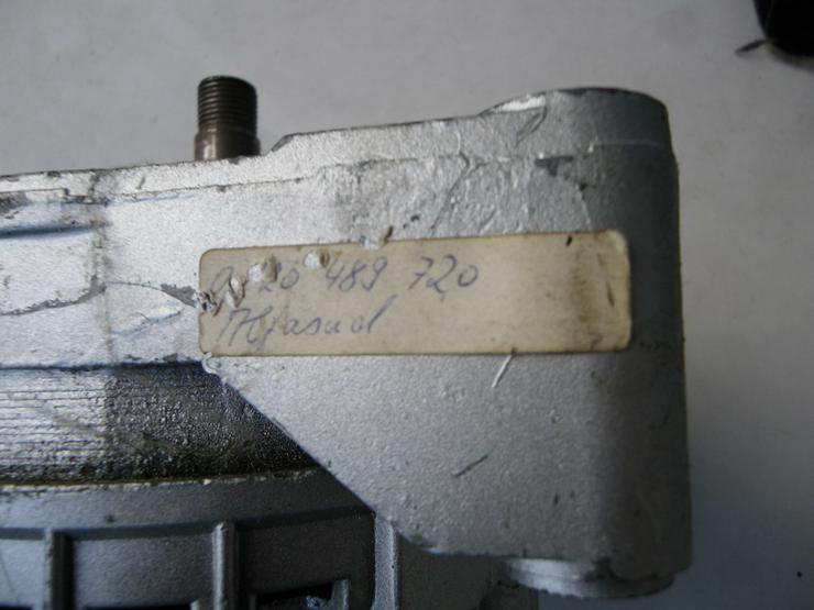 Bild 5: Lichtmaschine Ducellier Nr.7564A  Oldtimer