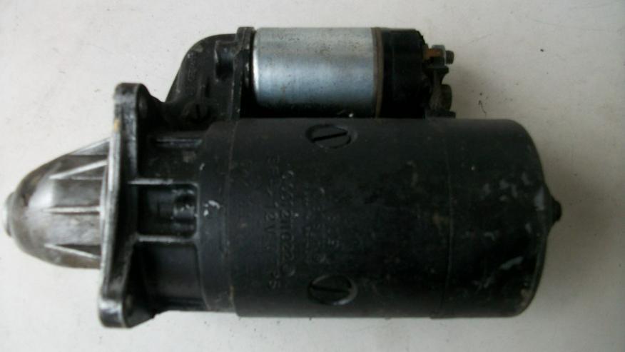 BOSCH Anlasser 12V TN 0 001 211 022 FORD