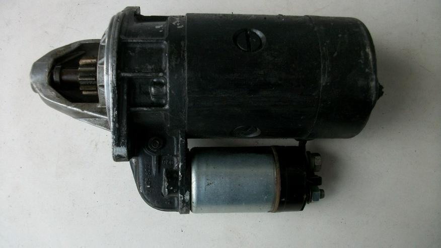 Bild 2: BOSCH Anlasser 12V TN 0 001 211 022 FORD