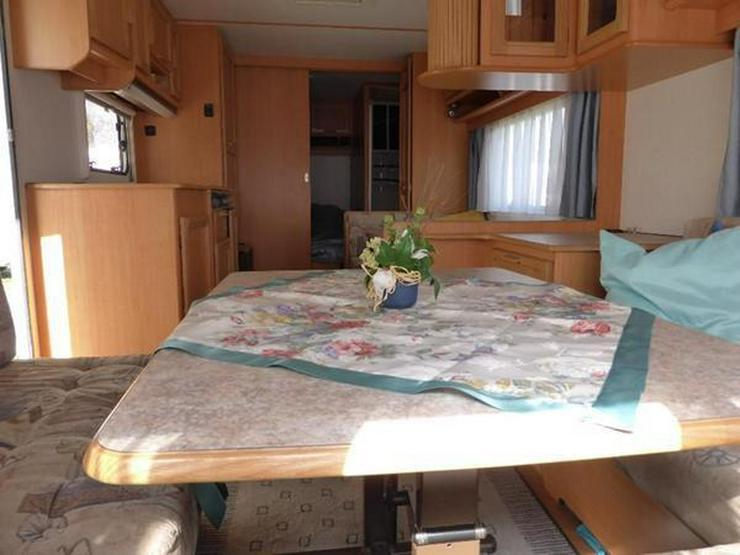 Bild 5: Camping a. Bodensee, Mietwohnwagen