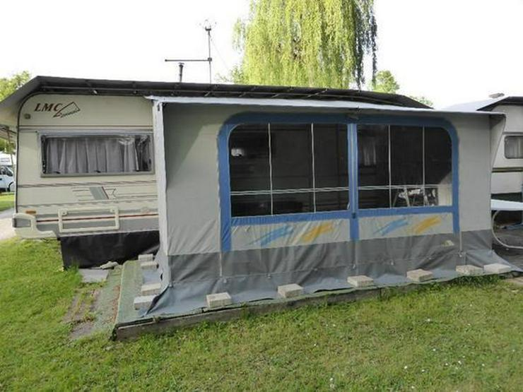 Camping a. Bodensee, Mietwohnwagen