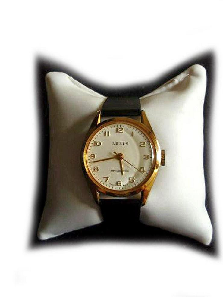 Seltene Armbanduhr von Lubin