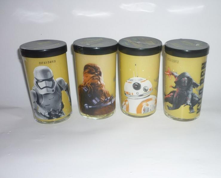 Bild 5: STAR WARS  Stormtrooper  Senf Sammelglas