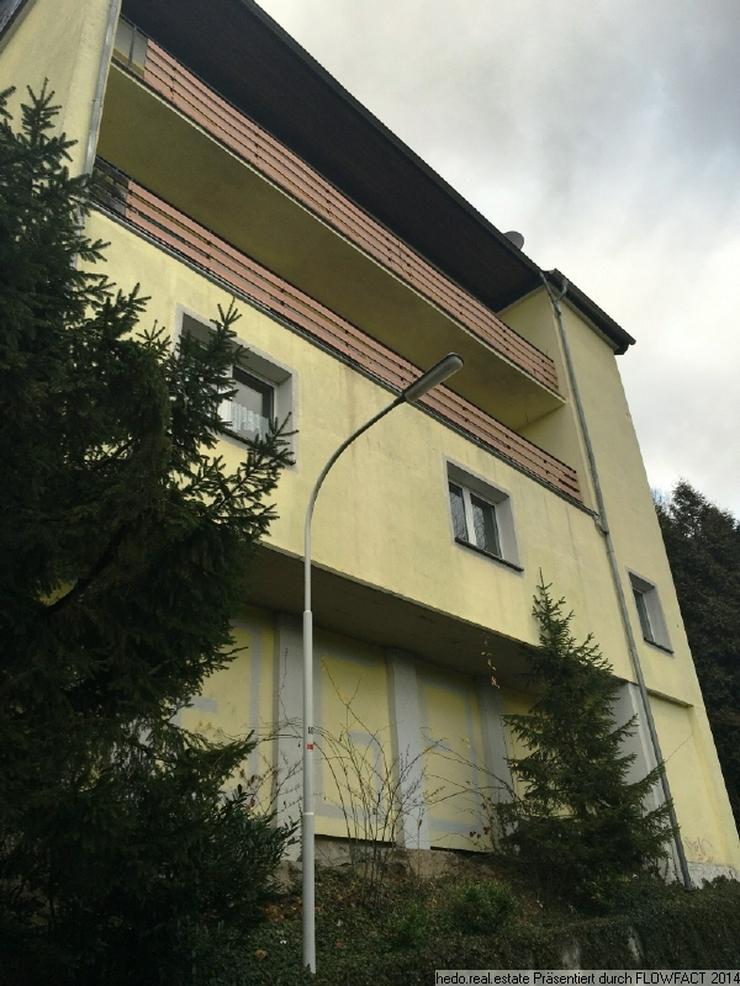Bild 4: ***PROVISIONSFREI*** Ruhig gelegenes Zweifamilienhaus mit Hanglage