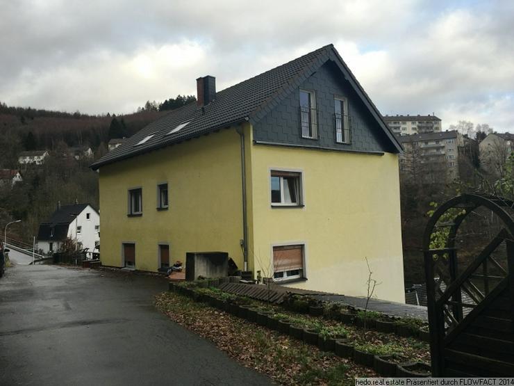 Bild 3: ***PROVISIONSFREI*** Ruhig gelegenes Zweifamilienhaus mit Hanglage