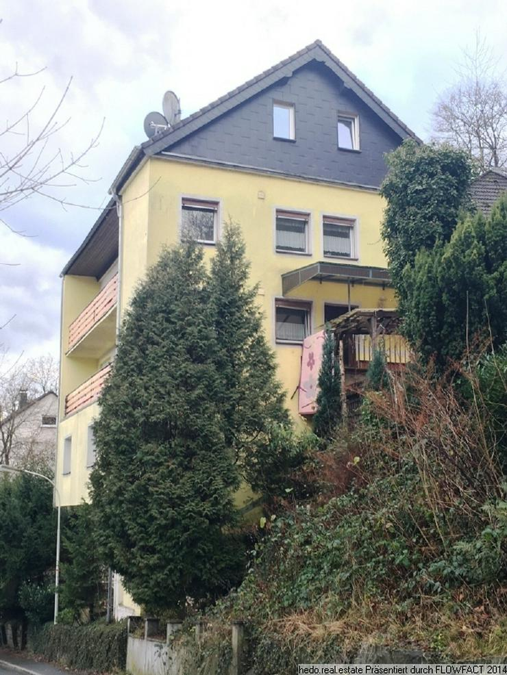 ***PROVISIONSFREI*** Ruhig gelegenes Zweifamilienhaus mit Hanglage - Haus kaufen - Bild 1
