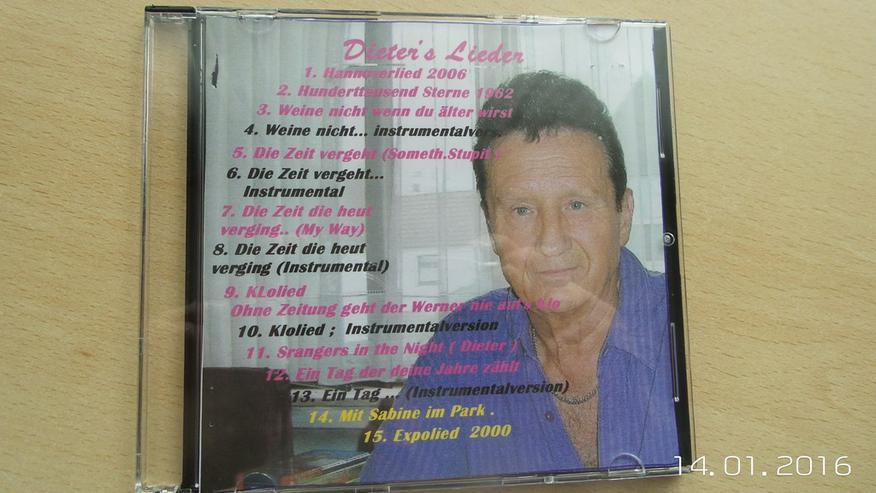 Bild 3: Geburtstags u. Party CD  mit Karaoke-Version