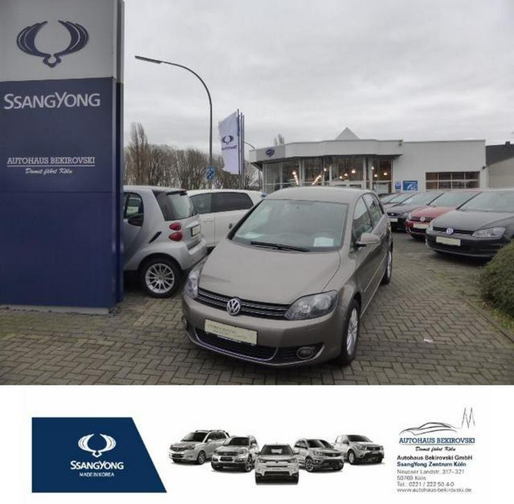 VW Golf Plus 1.4 TSI Highline*Tempo*1-Hand*SHZ