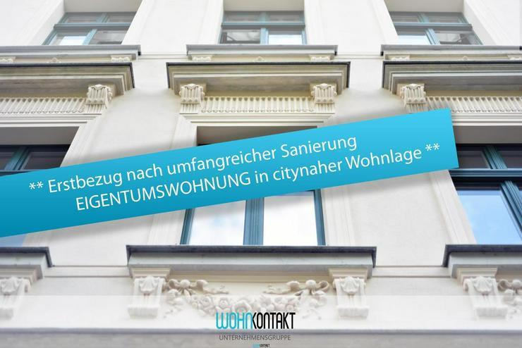 Exzellent sanierte 4-Zimmer-Stadtwohnung * Baubeginn Sommer 2016