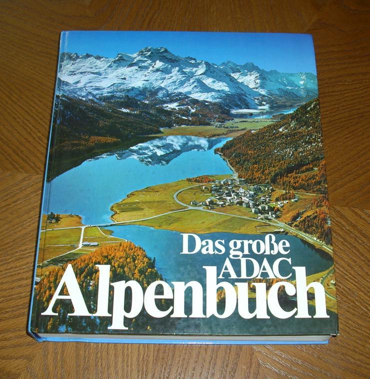 Das große ADAC Alpenbuch - Reiseführer & Geographie - Bild 1