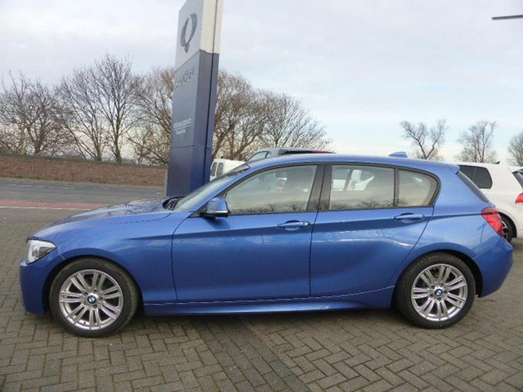 Bild 4: BMW 120d Sport M-Paket*Navi*Xenon*PDC*Tempo