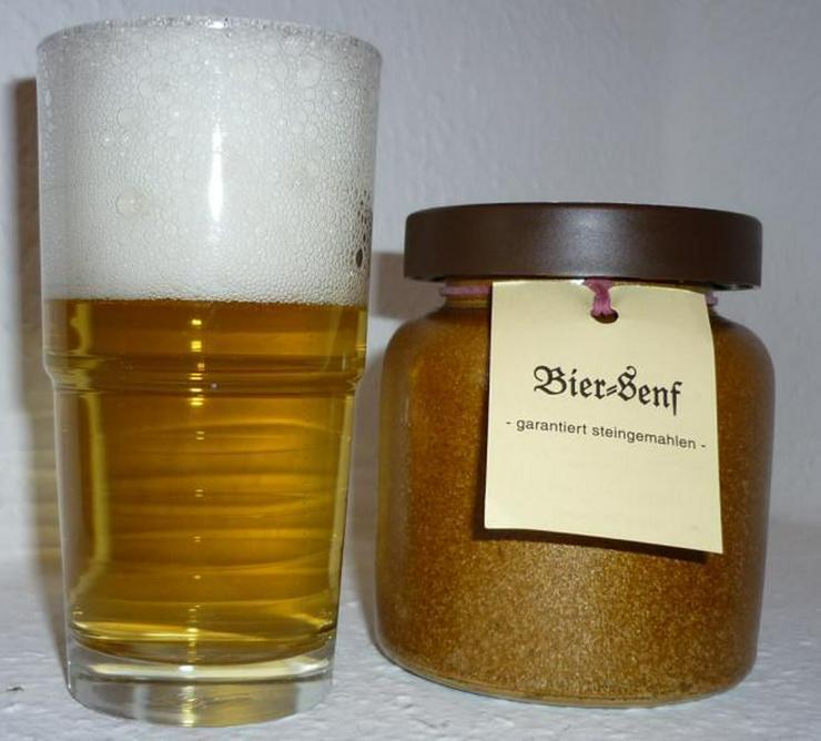Bild 2: Bier Senf  270 ml  - Thüringen -