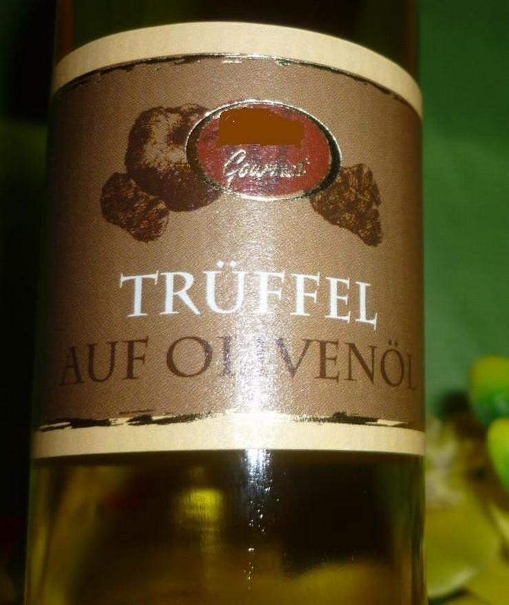 Bild 3: Trüffel Senf 270 ml  Thüringen