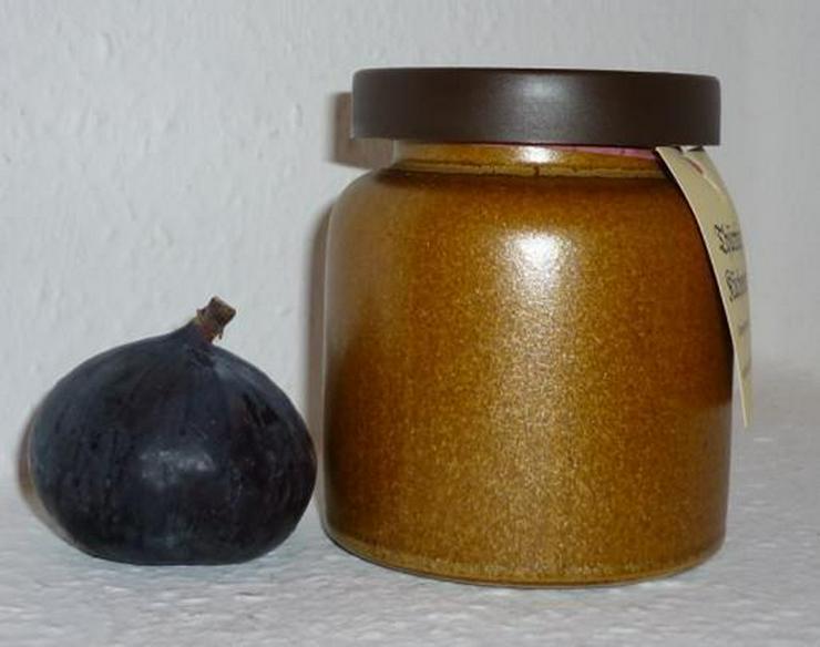 Bild 3: Tomaten Oliven Senf 270 ml Steinzeugtopf