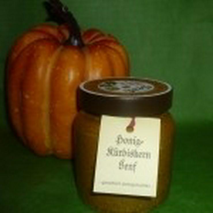 Bild 5: Tomaten Oliven Senf 270 ml Steinzeugtopf