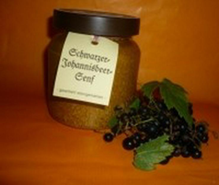 Bild 6: Tomaten Oliven Senf 270 ml Steinzeugtopf