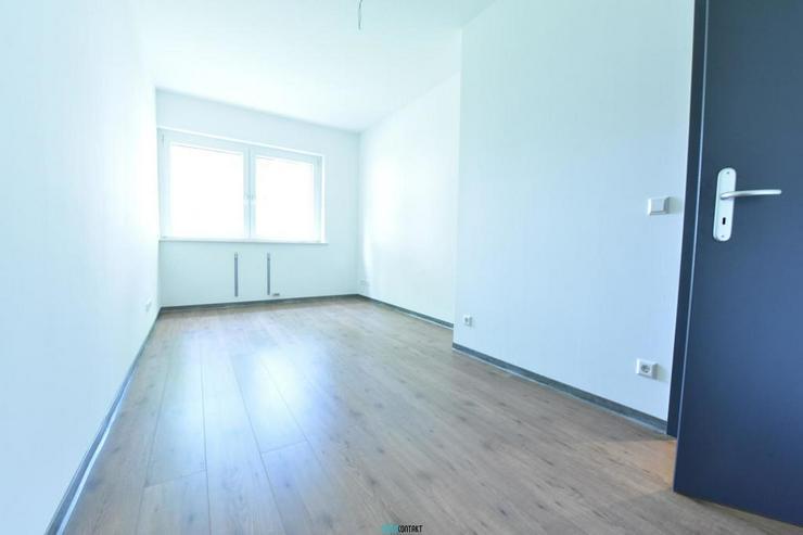 Bild 7: Eleganter ERSTBEZUG: raffinierter Grundriss * 4-ZKB mit BALKON * sehr großes Wohnzimmer