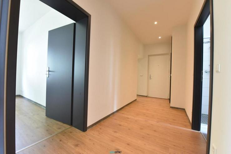 Bild 13: Eleganter ERSTBEZUG: raffinierter Grundriss * 4-ZKB mit BALKON * sehr großes Wohnzimmer