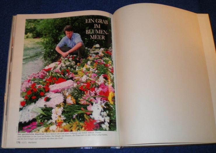 Bild 6: Buch Diana Die Königin der Herzen (FP) noch 1 x Preis runter gesetzt ! Noch zu haben da der Interessent nicht kam.