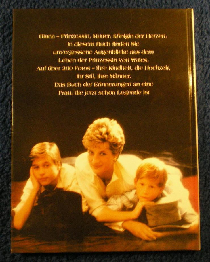 Bild 4: Buch Diana Die Königin der Herzen (FP) noch 1 x Preis runter gesetzt ! Noch zu haben da der Interessent nicht kam.